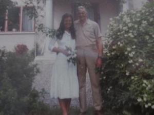 Morfar och jag