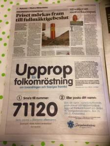 Pinsamt Arboga Tidning