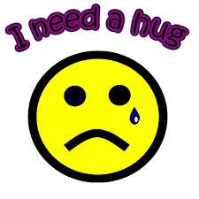 Behöver en kram