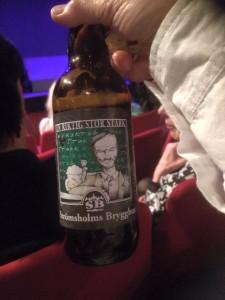 Strömsholms öl på Scala