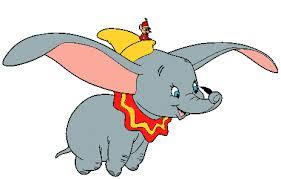 Dumbo flyger