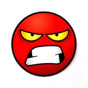 Galet arg smiley 2