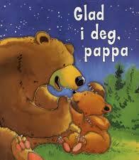 Glad i deg pappa
