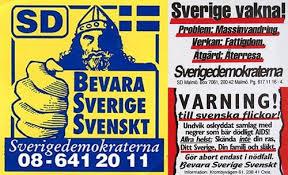 SD affisch