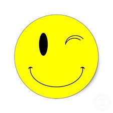 Blinkande smiley