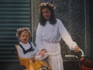 Susanne och Carl-Johan 1986