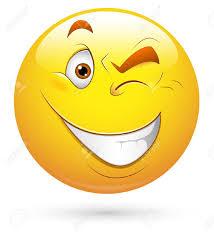 Blink smiley
