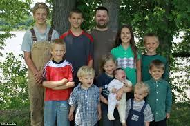 Man med tio barn