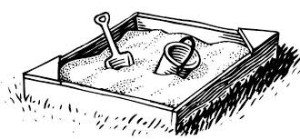 Sandlåda