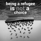 Being a refugee