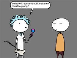 Fel kläder