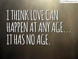 Kärlek utan år