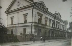 Mitt hus strax efter 1900
