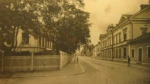 Mitt kvarter 1900
