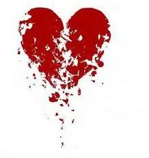 Hjärta i bitar