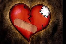 Plåstrat hjärta