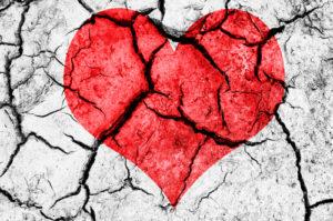 Bildresultat för brustet hjärta