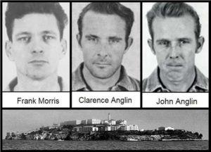 Om såväl Frank Morris som bröderna Anglin – klicka HÄR – Wikipedia. Och HÄR  finns webbsidan AH Alcatraz History ... 05acda6afb0fe
